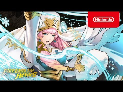 Fire Emblem Heroes – Legendary Hero (Gunnthrá: Voice of Dreams)