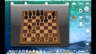 Defeated in 4 Minutes Chess Game
