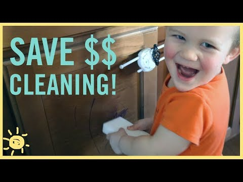 BUDGET | 3 Ways to Save on Cleaning!