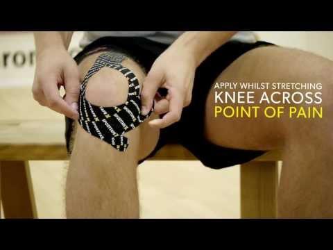Turmalin kolano z chorobą zwyrodnieniową stawów kolanowych