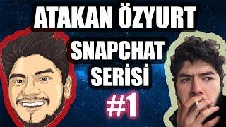 Atakan Özyurt'un Snapchat Paylaşımları (part 1)