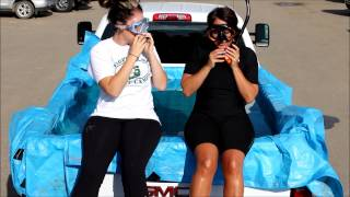Tammy and Kenall Accept the ALS Ice Bucket Challenge!