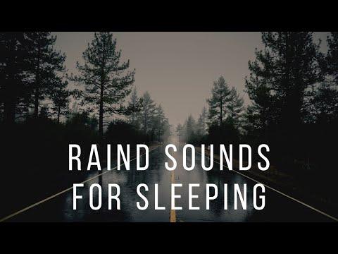 Rain Sounds For Sleeping l Rain Sounds For Sleeping 30 Minutes l Rain Sound No Thunder