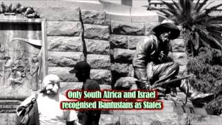 Apartheid - Homeland System