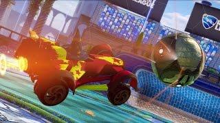 Rocket League ::: Custom Vehicle Themes ::: Wizard (Paladin)