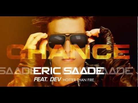 Eric Saade feat. Dev - Hotter Than Fire (Audio)