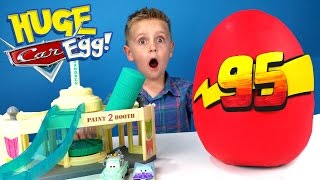 Disney Cars Play-Doh Surprise Egg & Disney Cars Toys for Kids Color Changers Playset | KIDCITY