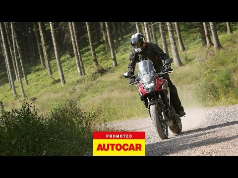 Promoted | Honda CB500X: Ready For The Rough Stuff | Autocar