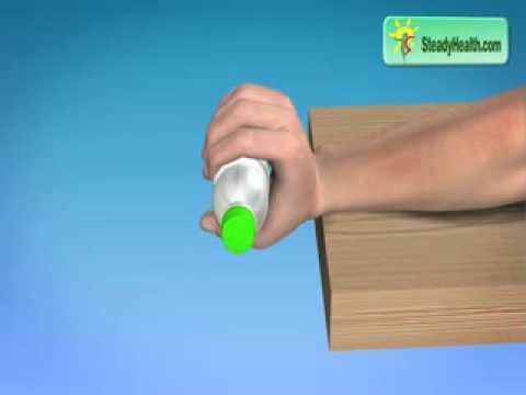 Esercizio sulle articolazioni delle gambe e la flessione
