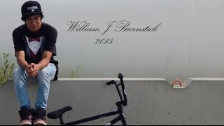 William J Burnstick - Summer Edit 2015