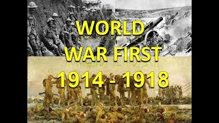 world war first in hindi प्रथम विश्व युद्ध |  विश्व इतिहास |