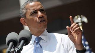 Obama: Don't Compare Ukraine Invasion To Iraq thumbnail