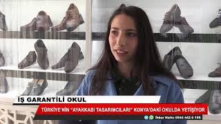 """Türkiye'nin """"ayakkabı tasarımcıları"""" bu okulda yetişiyor"""