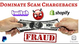 How to Prevent Chargebacks PayPal - How to Stop Chargebacks Twitch