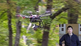 Robotics Post-Immersionism: Path Planning For Aerial Vehicles