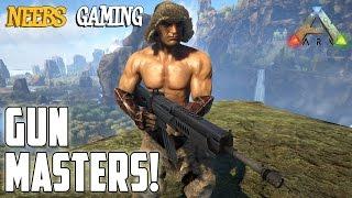 Gambar cover Ark: Survival Evolved - Gun Masters