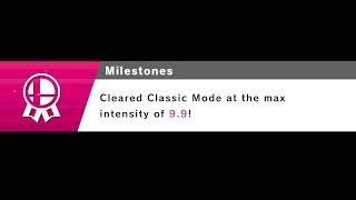 [Smash Ultimate] Easiest Classic Mode 9.9 Of My Life
