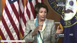 Hell Just Froze Over Because Nancy Pelosi Praised George W. Bush