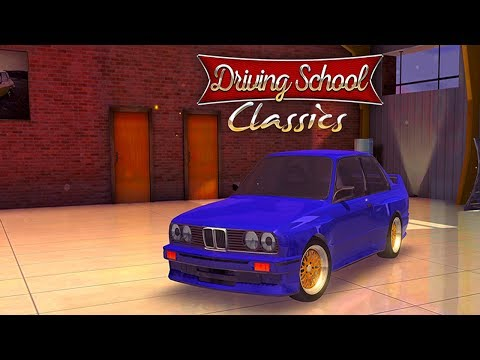 Driving School Classics - Android Gameplay ᴴᴰ