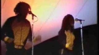Wailing Souls - Stop red eye 1982 live [rare footage]