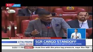 Parliament slams KRA, KPA over SGR cargo transport directive