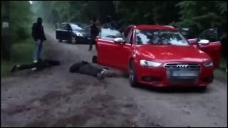 Poznań - Ukradli Poznań - Audi S4 za ponad 80tys. Policja zatrzymała ich w 60min po kradzieży!