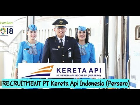 Lowongan Kerja BUMN PT Kereta Api Indonesia (Persero) Rekrutmen Eksternal Tingkat SMA Tahun 2017