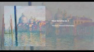 Oboe Sonatina no. 1