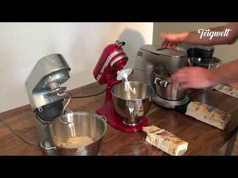 Brotbackmischung Test - Erster Eindruck