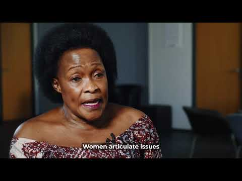Women mediators: investing in women, investing in peace