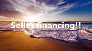 Can you finance a land purchase