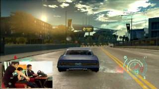 REAL TEAM WORKING NFS UNDERCOVER 720p HD