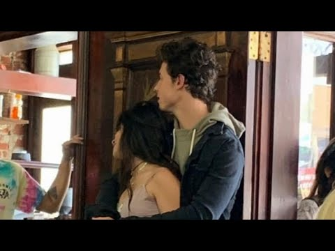 Shawn Mendes and Camila Cabello Pack on the PDA in San Francisco -- New Video!
