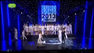 Marija Serifovic - Greek Eurosong 2013