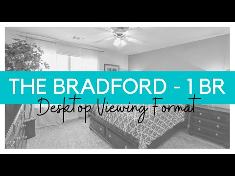 (Desktop Format)The Bradford - 1 BR