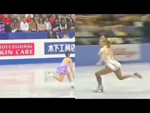 Ladies' Triple Axel (3A): from Ito to Tuktamysheva