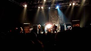 preview picture of video 'Paradise Lost - As I Die (live at Toulouse Metal Fest)'