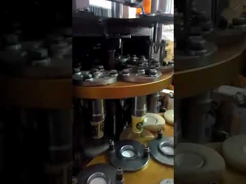 Paper Tea Cup Making Machine