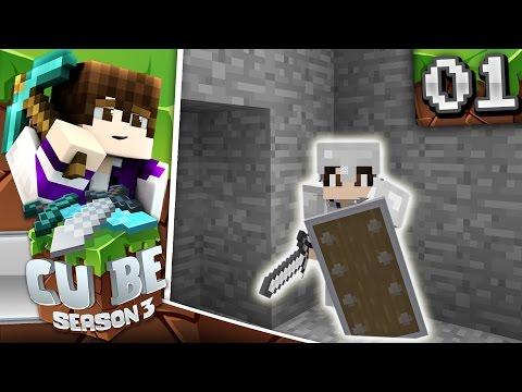 Minecraft Cube SMP S3: E1 - Lone Survivor!