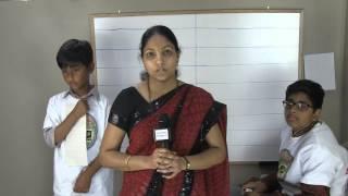Sunshine Telugu Tv : Manabadi Milton students