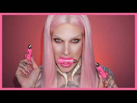 LIP AMMUNITION™ REVEAL & SWATCHES | Jeffree Star Cosmetics