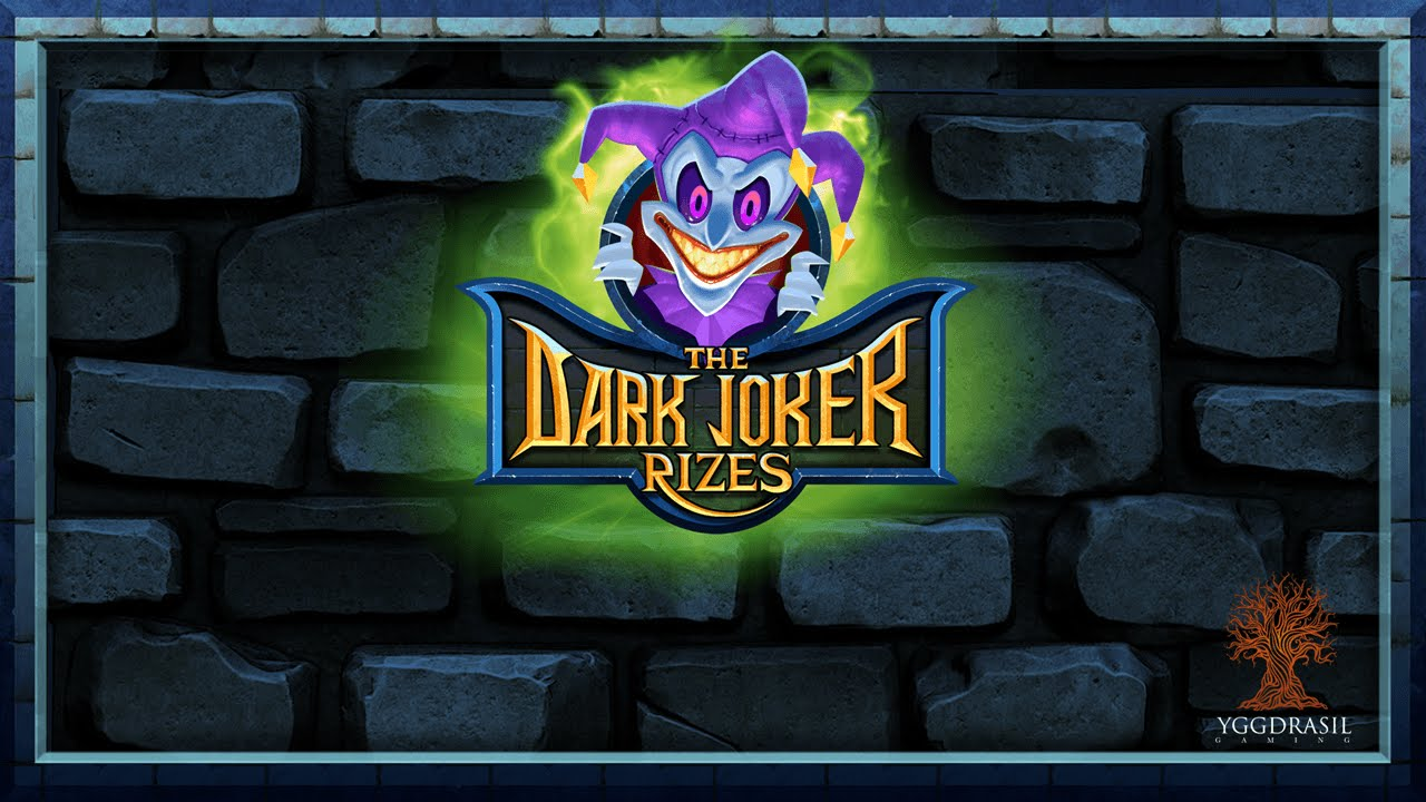 The Dark Joker Rizes från Yggdrasil Gaming