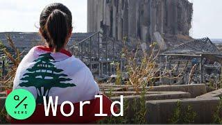 One Week Later: Vigil Held for 160+ People Killed in Massive Beirut Blast
