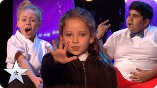 COOLEST KIDS! | Britain's Got Talent