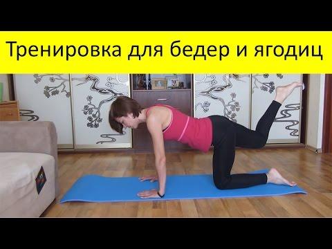 Упражнения и диета от боков