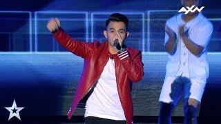Neil Rey Garcia Llanes Semi-Final 1 - VOTING CLOSED | Asia's Got Talent 2017