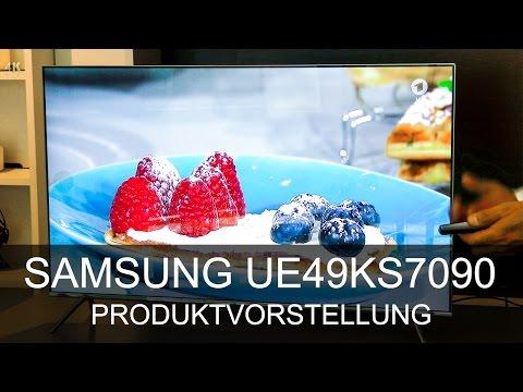 Samsung UE-49KS7090 - Produktvorstellung - Thomas Electronic Online Shop - UE55KS7090 -  UE60KS7090
