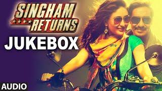 Singham Returns - Full Audio Jukebox