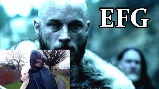 Barbarian - Ed & Friends (The Darkness cover)