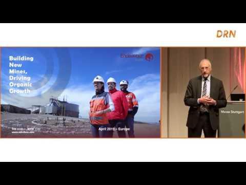 Endeavour Silver CEO Bradford Cooke Presentation at Invest Fair in Stuttgart